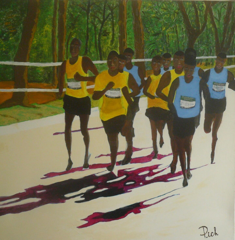 Pich - Les marathoniens de Paris