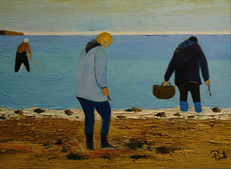 Pich - Les pêcheuses à pied