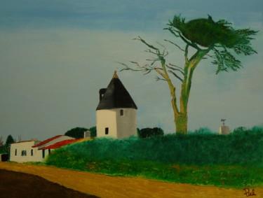 Ars en Ré, le moulin de la Boire