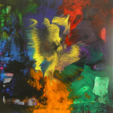 Pich ' magic abstract art 166