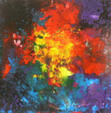 Pich ' magic abstract art 176