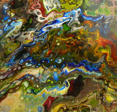 Pich' magic abstract art 89